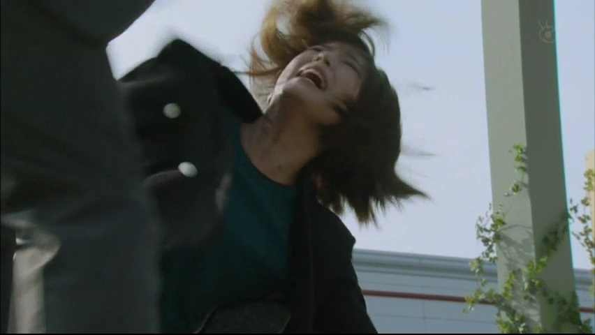 【絶対零度】で【GTO】神崎がカッコ良いアクション演技!第6話10
