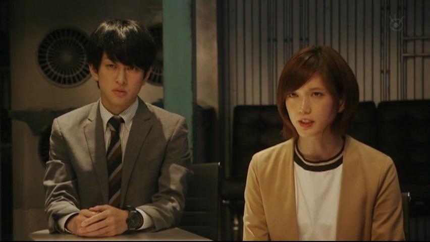 【絶対零度】で【GTO】神崎がカッコ良いアクション演技!第7話1