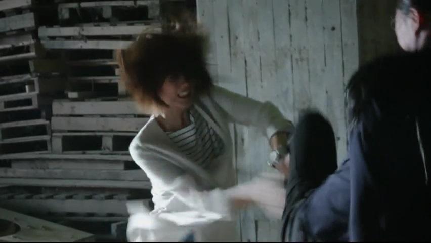 【絶対零度】で【GTO】神崎がカッコ良いアクション演技!第7話8
