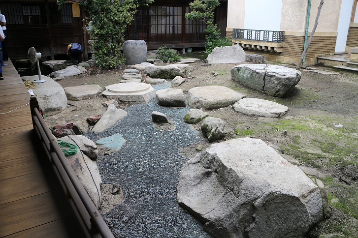合田邸の庭 30 9 23