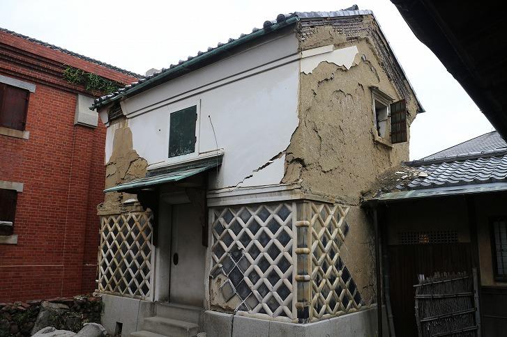 合田邸の庭に倉 30 9 23