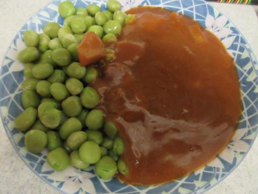 211 カレー豆(1)