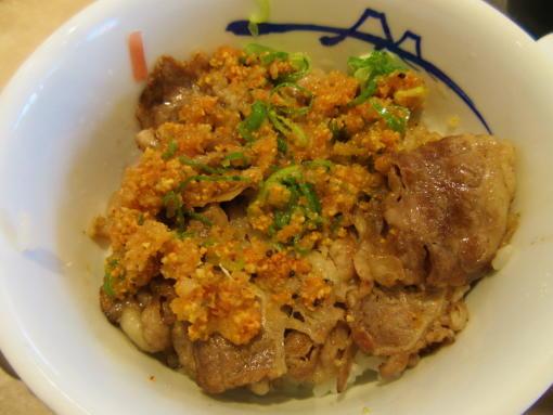 109 ミニ焼肉丼(1)