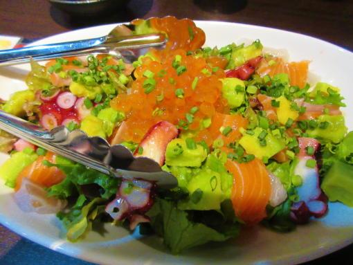 025  海鮮サラダ(1)