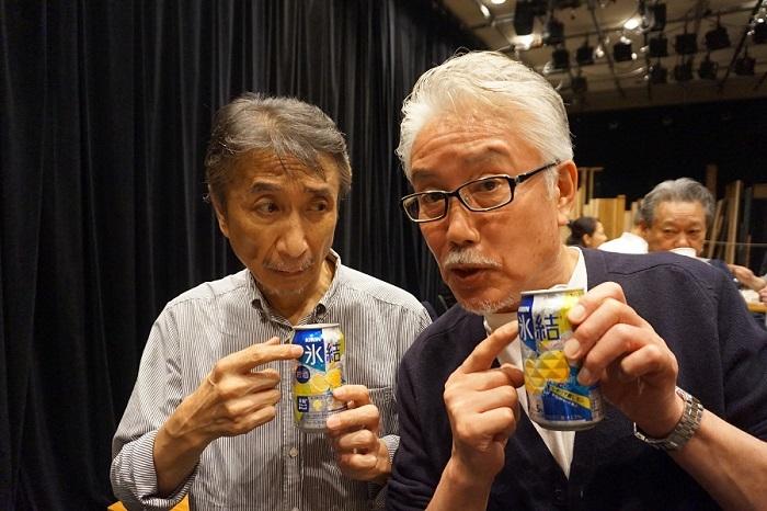 金尾さんと牛山さん