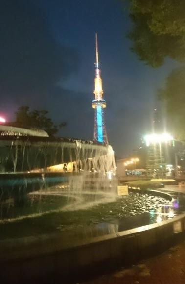 テレビ塔 (1)19:17_resized