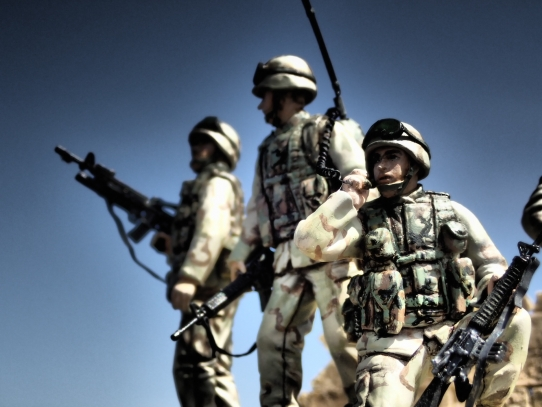 海兵隊ビネット