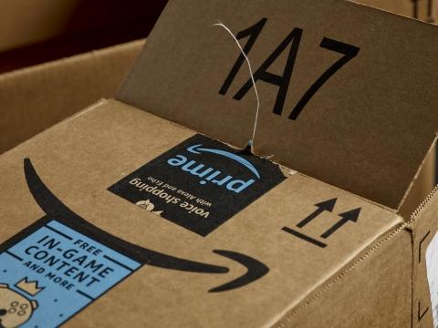 Amazon 段ボール