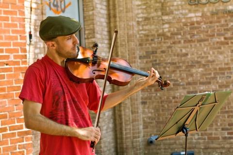 ヴァイオリン 楽器 演奏