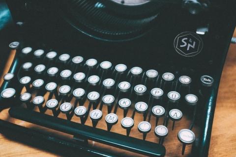 言葉 タイプライター