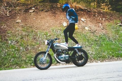 安全運転 バイク
