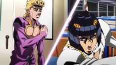 ジョジョの奇妙な冒険(5) 第2話 塀の中のギャングに会え アニメ実況 感想 画像