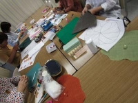 広島 中国新聞情報文化センター ポジャギ教室