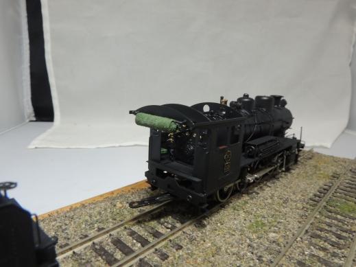 夕張鉄道11形12号機 珊瑚模型