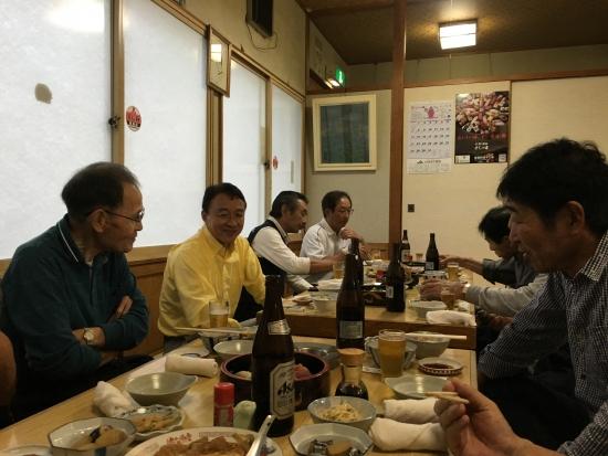 雄水会役員会~北都エコー会 018