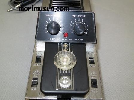 ハイモンド EK-103Z  自動電鍵 AUTO KEYER 横振れ電鍵 HI-MOUND