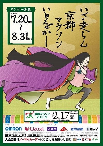 京都マラソンポスター2