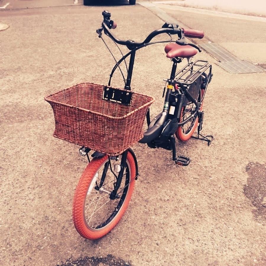 夢の電動自転車