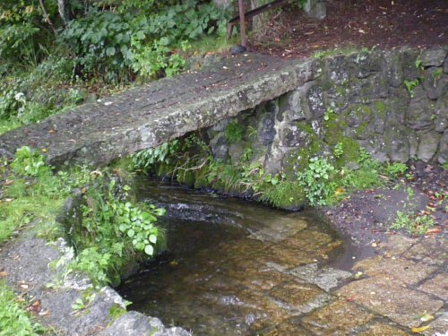 御影用水の上堰