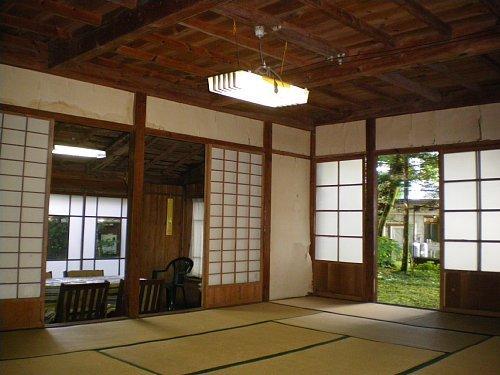 八田別荘・1F座敷1