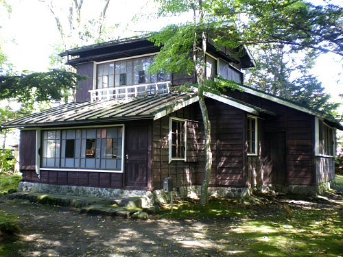 八田別荘1
