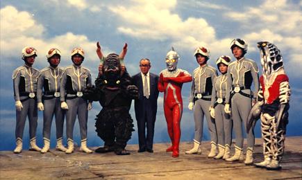 円谷プロダクション 「ウルトラセブン」(1968年)