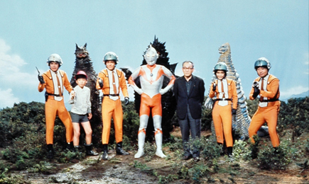 円谷プロダクション 「ウルトラマン」(1966年)