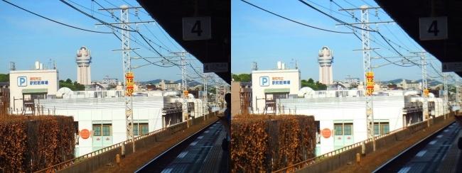 明石駅③(平行法)