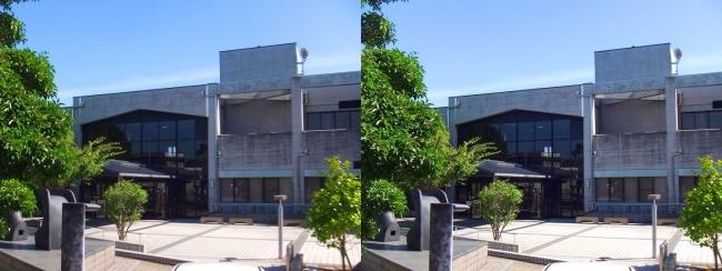 明石市立文化博物館④(平行法)