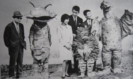 円谷プロダクション 「ウルトラQ」(1966年)