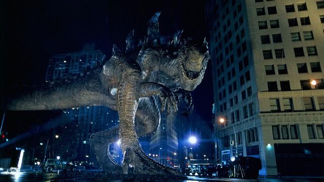 「Godzilla」(1998年)
