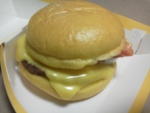 マクドナルド「金の月見バーガー」