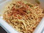 明星食品 「一平ちゃん夜店の焼そば 大盛 ジャンバラヤ味」