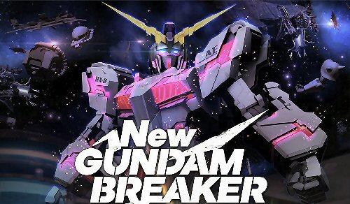 09d 500 New Gundam Breaker