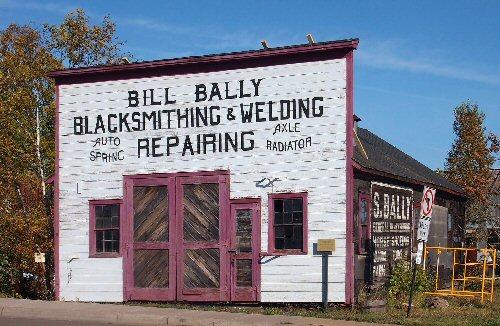 09c 500 Bally Blacksmith
