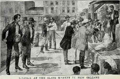 03c 500 Lincoln at Slave Market