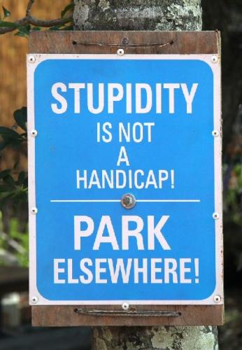 09b 500 stupidity handicap