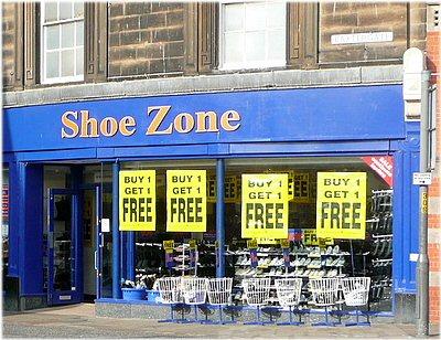 03a 400 Shoe Zone