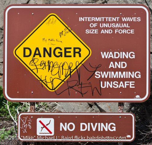 09c 500 danger unsafe