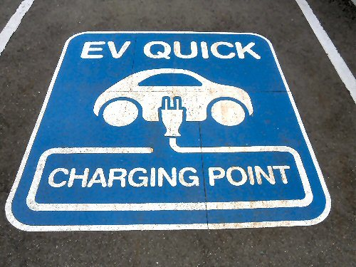 09aa 500 charging point