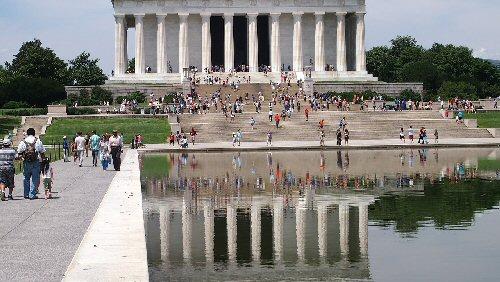 09qb 500 Lincoln Memorial