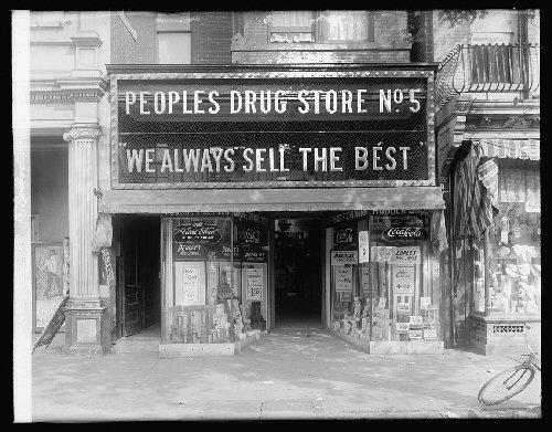 04c 500 Peoples Drug Store