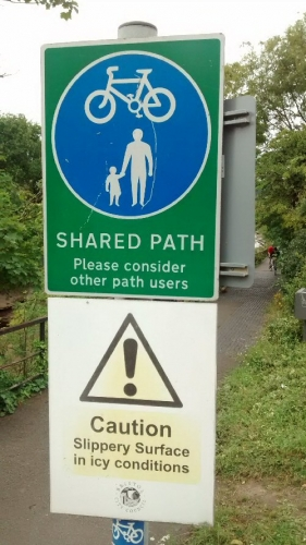 09e 500 consider other path users