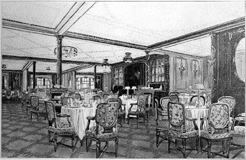 09a 500 Titanic sanitary restaurant