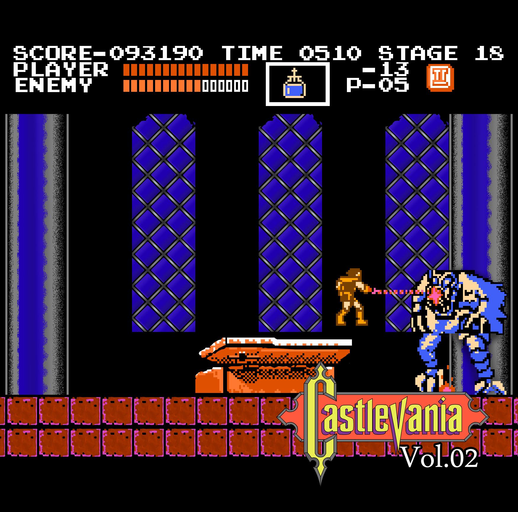 Castle vania Vol02
