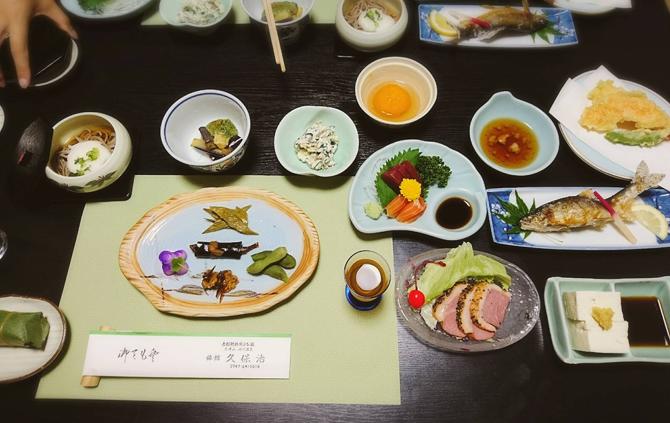 20180812夕飯