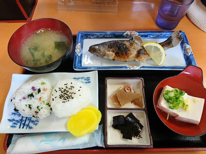20180813昼ご飯