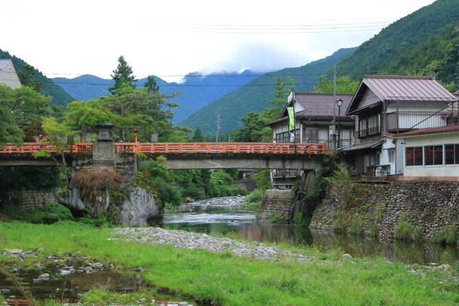 20180813天川村の景色