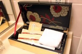 熊本ホテルキャッスルのデラックスシングル宿泊。