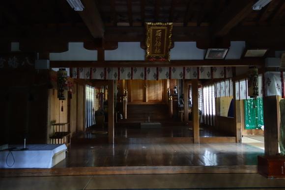 荘川神社(岐阜)16